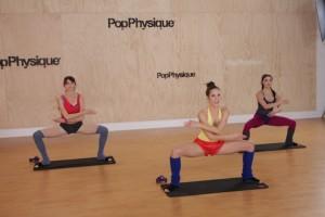 Pop Physique - Bauch - Beine - Po - Pressebild
