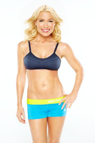 Tracy Anderson, die Fitness-Trainerin der Stars